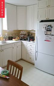 Apartment Therapy Kitchen by Before U0026 After A Smart