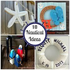 Nautical Home Decor Ideas by Nautical Decorating Ideas