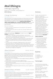 Ecommerce Resume Sample by Download Database Test Engineer Sample Resume