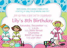 Birthday Invitation Cards Models Invitations Birthday Party Themesflip Com
