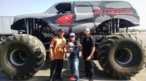 bigfoot monster truck wiki battlecorn monster trucks wiki fandom powered by wikia
