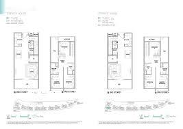 kingsford waterbay strata terrace floorplan kingsford waterbay