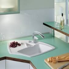 kitchen incredible kitchen decoration using white ceramic corner