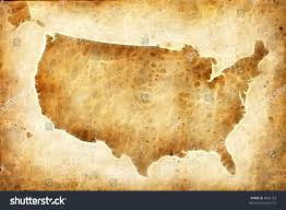 Map Of The Usa by Old Us Map Maps Pinterest Spain 16 And United States Map Old