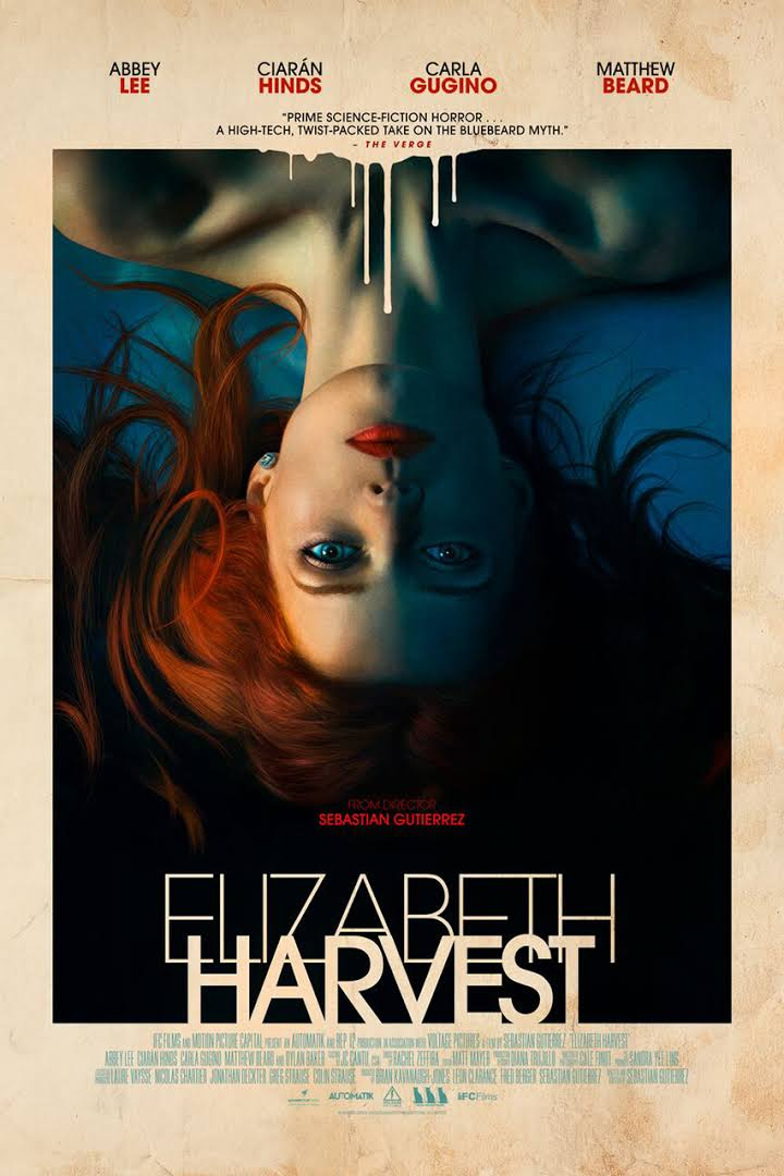 Elizabeth Harvest 2018 Full Movie Download Web-dl 720p 650MB