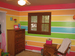 decorations magnificent colorful wall paint idea with