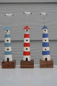 Lighthouse Bathroom Decor by