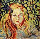 Ernst Ludwig Kirchner - Kinderköpfchen - kinderkoepfchen-1