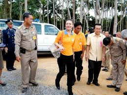Her Royal Highness Princess Srirasmi visits WVFT\u0026#39;s sufficiency economy learning center in Lamtup district (read in thai) - momsrirat1