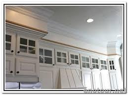 Crown Moulding Kitchen Cabinets Kitchen Cabinet Soffit Crown Molding Kitchen Vaulted Ceiling Design