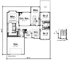 1 story mediterranean house plan biltmore