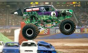 racing monster trucks 20 crashing monster trucks that are totally badass
