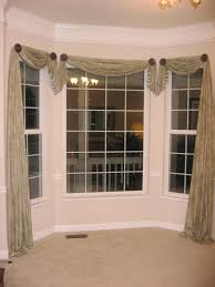 Bedroom Drapery Ideas Window Great Solution To Make Your Room Open And Inviting With