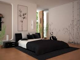 wall mural ideas for bedroom home design ideas black fur rug on laminate wooden floor design ideas bedroom walls displaying with white wall along
