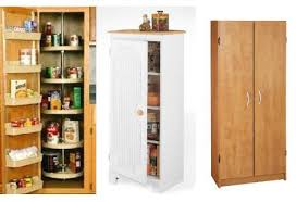 Kitchen Stand Alone Pantry by Kitchen Pantry Cabinets Freestanding Wonderful Ideas 3 Best 25