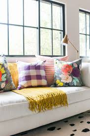 Floral Couches Best 25 Couch Pillows Ideas Only On Pinterest Cushions For Sofa