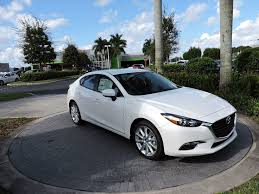 buy mazda 3 hatchback 2017 used mazda mazda3 4 door touring automatic at royal palm