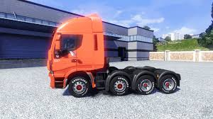 stralis hi way 8x4 for euro truck simulator 2