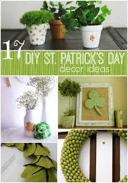 17 diy st patrick u0027s day decorating ideas the creative