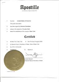 Is A Notarized Letter A Legal Document by New York Apostille And Ny Notary Services