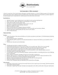 Job Duties On Resume by Chronological Sample Resume Administrative Assistant P2 Admin