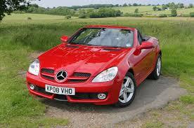 mercedes benz slk roadster review 2004 2011 parkers