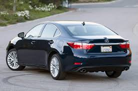 lexus v8 front cut for sale 2013 lexus es350 autoblog