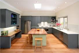 contemporary gray painted kitchen cabinets perfect gray painted