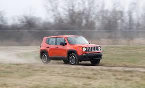 2015 jeep renegade sport 4x4 1 4t manual test u2013 review u2013 car and