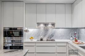 Built In Kitchen Cabinets A Modern Kitchen Design In Boston U0027s South End