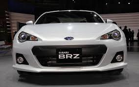 Is The Subaru Brz Awd First Drive 2013 Subaru Brz Automobile Magazine