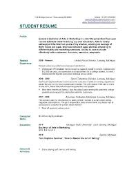 Examples Of Resumes   Example Good Resume With No Job Experience     Example Resume And Cover Letter   ipnodns ru resumes with no job experience Template Anant Enterprises resumes with no job experience