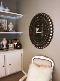 tiffanyd decorating with mirrors and mirrored furniture at my