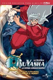 Inuyasha, la película 3: La espada conquistadora (2003)