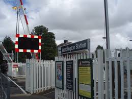 Warblington railway station