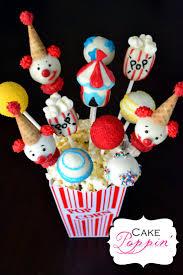Cake Pops Halloween Ideas by Best 25 Circus Cake Pops Ideas On Pinterest Carnival Snacks