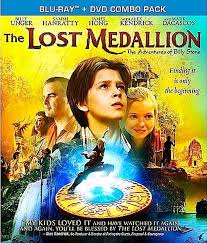 The Lost Medallion: The Adventures of Billy Stone [2013] pelicula hd online