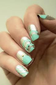best 25 mint nail designs ideas on pinterest mint gel nails