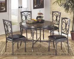 Ashley Furniture Dining Room Chairs Signature Design By Ashley Brindleton Dining Table