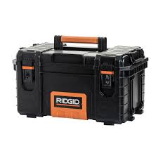 home depot black friday 2016 tools sale ridgid 22 in pro tool box black 222570 the home depot