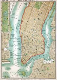 Central Park New York Map by Maps Of The Usa The United States Of America Map Library