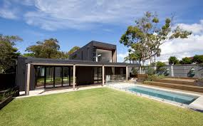 Custom House Designs Exterior And Gardens Of Custom House In Mosman Sydney