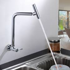 Wall Mount Kitchen Sink Faucet Single Handle Wall Mount Kitchen Faucet Single Lever Bathroom
