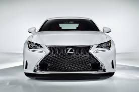 lexus hs 250h bumper big difference in front bumper between rc f and rc 350 clublexus