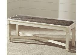 Bolanburg Dining Room Bench Ashley Furniture HomeStore - Ashley furniture dining table with bench