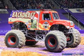 how many monster jam trucks are there backdraft monster trucks wiki fandom powered by wikia