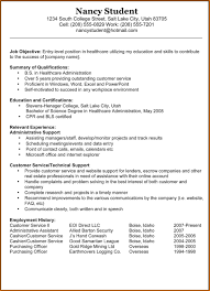 Entry Level Position Cover Letter Cover Letter First Job Gallery Cover Letter Ideas