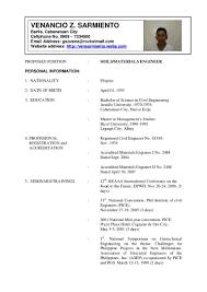 Civil Engineer Resumes Examples   ALEXA RESUME   civil engineer resume sample