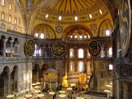 hagia sophia mosque in istanbul thousand wonders