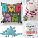 Throw Pillows For Kids
